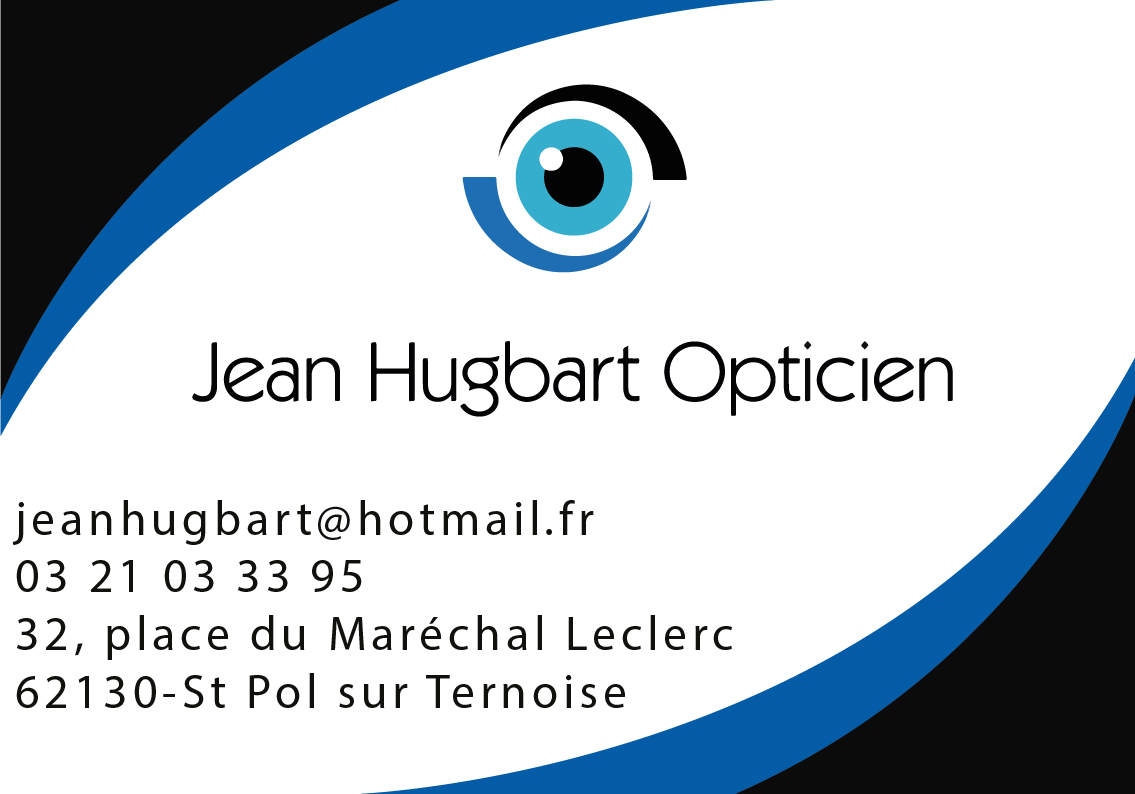 Jean Hugbart Opticien